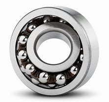 60 mm x 130 mm x 46 mm  ISB 2312 self aligning ball bearings