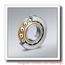 85 mm x 180 mm x 41 mm  SIGMA QJ 317 N2 angular contact ball bearings