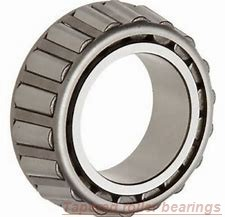 76,2 mm x 127 mm x 23,012 mm  Timken 34300/34500 tapered roller bearings
