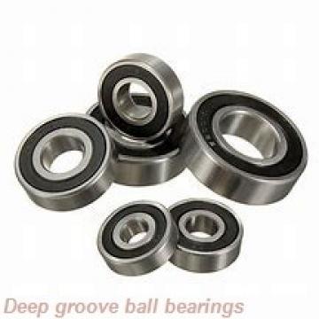25 mm x 65 mm x 18 mm  ZVL PLC04-47/1 deep groove ball bearings
