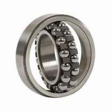 7 mm x 22 mm x 7 mm  NSK 127 self aligning ball bearings