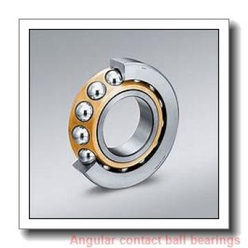 43 mm x 80 mm x 40 mm  PFI PW43800040CSM angular contact ball bearings