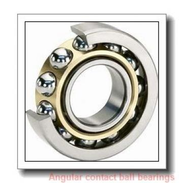45 mm x 100 mm x 25 mm  ZEN 7309B angular contact ball bearings
