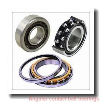 40 mm x 80 mm x 18 mm  SKF 7208 BEP angular contact ball bearings