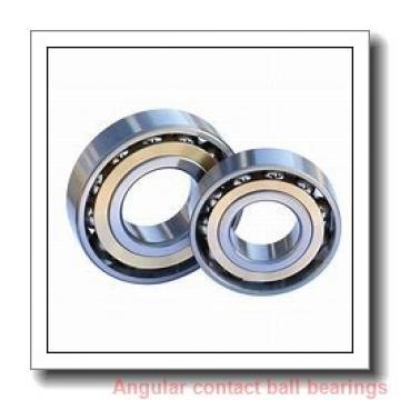 60 mm x 110 mm x 36,5 mm  SKF 3212A angular contact ball bearings