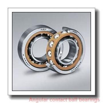 ISO 3212-2RS angular contact ball bearings