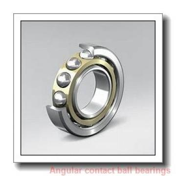 90 mm x 140 mm x 24 mm  SKF 7018 ACB/P4AL angular contact ball bearings