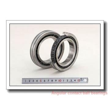 320 mm x 580 mm x 105 mm  SKF QJ 1264 N2MA angular contact ball bearings