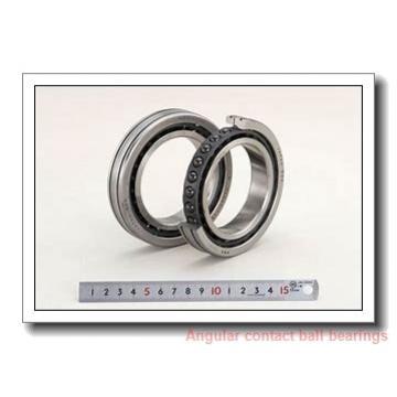 43 mm x 78 mm x 44 mm  SNR XGB42555S01 angular contact ball bearings