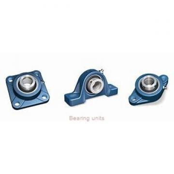 SKF P 52 R-3/4 TF bearing units