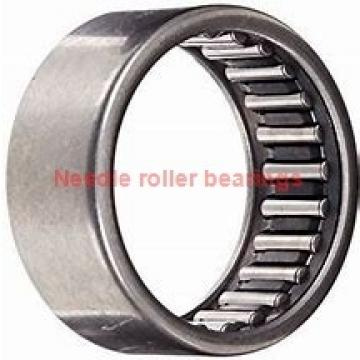 35 mm x 55 mm x 40 mm  JNS NAFW 355540 needle roller bearings