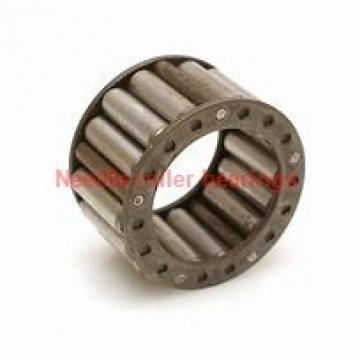 12 mm x 24 mm x 13 mm  NBS NAO 12x24x13 needle roller bearings