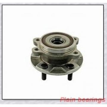 35 mm x 62 mm x 35 mm  ISO GE 035 XES-2RS plain bearings