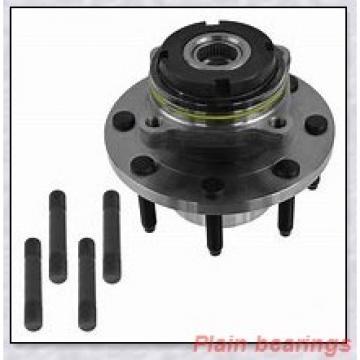 35 mm x 62 mm x 35 mm  ISB GEG 35 ES plain bearings