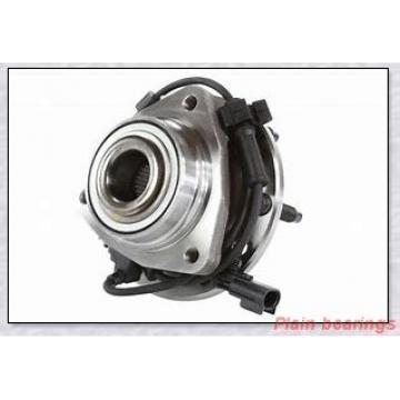30 mm x 55 mm x 32 mm  INA GE 30 FO-2RS plain bearings