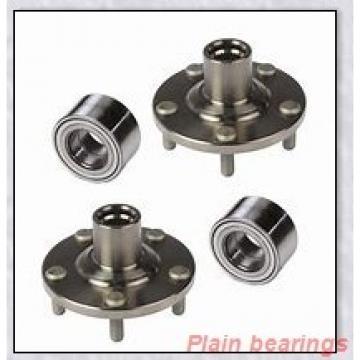 30 mm x 75 mm x 19 mm  LS GX30T plain bearings