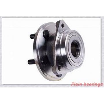 9,525 mm x 11,906 mm x 9,525 mm  SKF PCZ 0606 E plain bearings