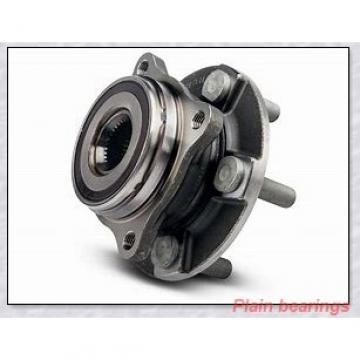 80 mm x 120 mm x 55 mm  INA GAR 80 DO-2RS plain bearings