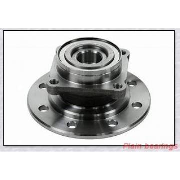 14 mm x 28 mm x 19 mm  ISB TSF 14 plain bearings