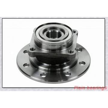 70 mm x 120 mm x 70 mm  LS GEG70ES-2RS plain bearings