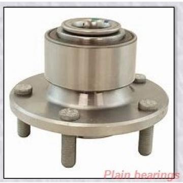 180 mm x 260 mm x 105 mm  SKF GE 180 ES-2RS plain bearings