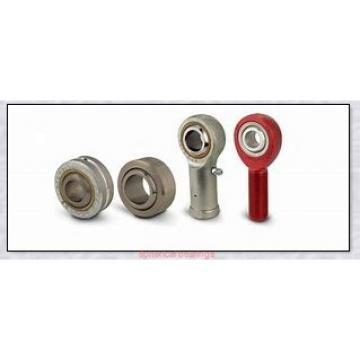 4,826 mm x 20,32 mm x 4,826 mm  NMB ARR3FFN-1A spherical roller bearings