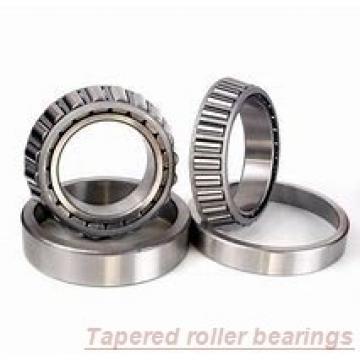 170 mm x 254 mm x 50 mm  Gamet 186170/186254XC tapered roller bearings