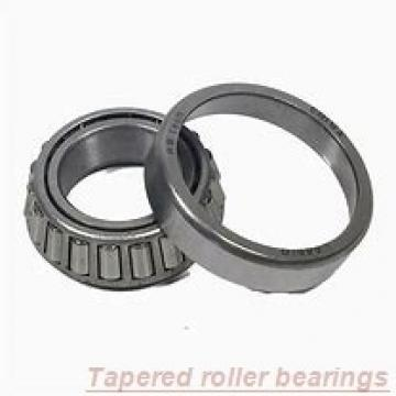 79,375 mm x 152,4 mm x 36,322 mm  Timken 595A/592-B tapered roller bearings