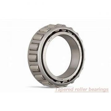 100,012 mm x 161,925 mm x 36,116 mm  Timken 52393/52637 tapered roller bearings