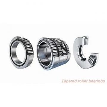 55 mm x 120 mm x 43 mm  NSK HR32311CJ tapered roller bearings