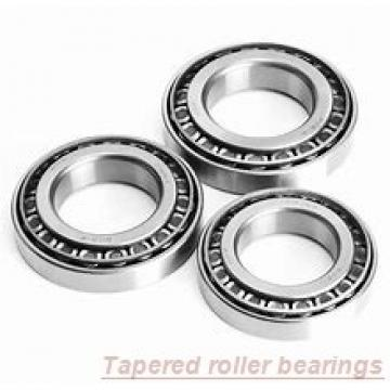 61,912 mm x 127 mm x 36,512 mm  Timken HM813843/HM813810 tapered roller bearings