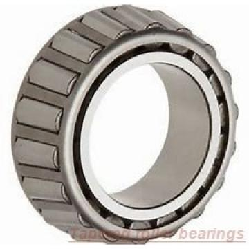 95 mm x 160 mm x 46 mm  ISO T2ED095 tapered roller bearings