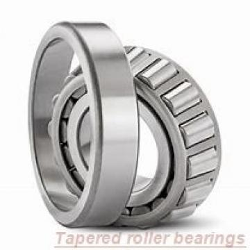 107,95 mm x 165,1 mm x 39,5 mm  Gamet 141107X/141165XP tapered roller bearings