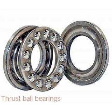 ISO 53264U+U264 thrust ball bearings