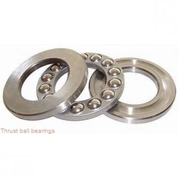 25 mm x 52 mm x 15 mm  SKF NJ 205 ECPH thrust ball bearings