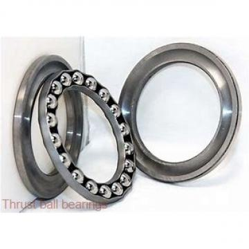SKF 51180 F thrust ball bearings