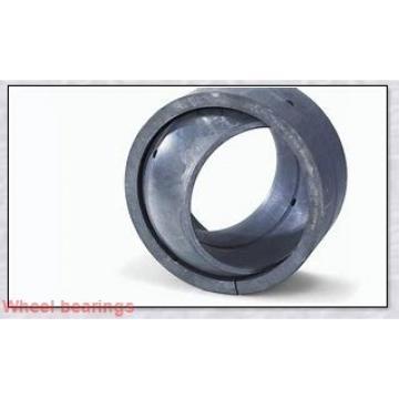 Toyana CX366 wheel bearings