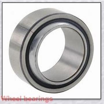 Toyana CX536 wheel bearings