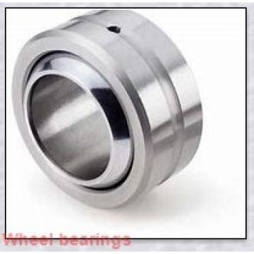 Toyana CX167 wheel bearings