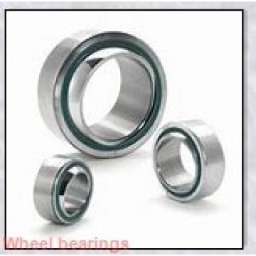 Ruville 5845 wheel bearings