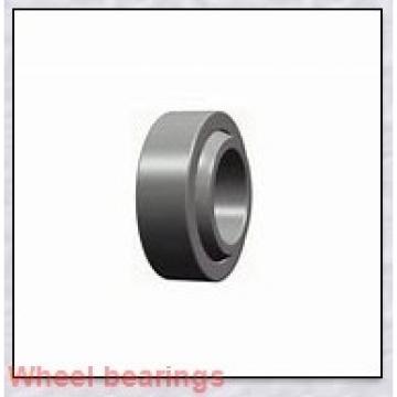Ruville 5821 wheel bearings