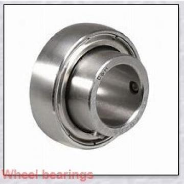Toyana CX607 wheel bearings