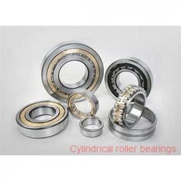 95 mm x 170 mm x 43 mm  NACHI NJ 2219 cylindrical roller bearings