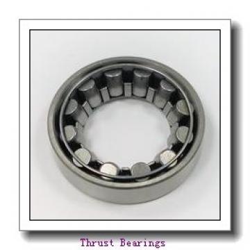 150 mm x 210 mm x 25 mm  IKO CRBC 15025 thrust roller bearings