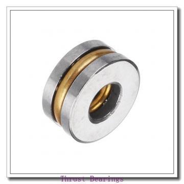 Toyana 81172 thrust roller bearings