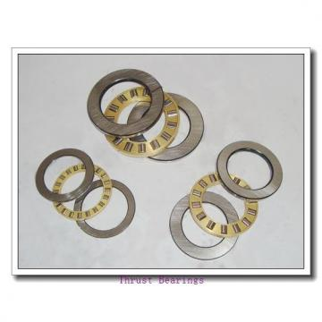 150 mm x 210 mm x 25 mm  IKO CRB 15025 UU thrust roller bearings