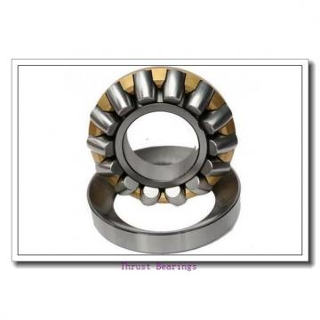 110 mm x 160 mm x 11,5 mm  NBS 81222TN thrust roller bearings