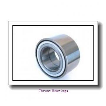 ISO 29360 M thrust roller bearings