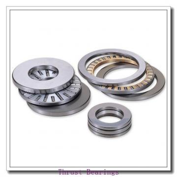 INA 81156-M thrust roller bearings