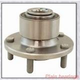 40 mm x 62 mm x 28 mm  SKF GE40ES-2LS plain bearings